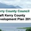 Draft Kerry Development Plan 2015-2021
