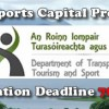 Sports Capital Programme – Apply Now