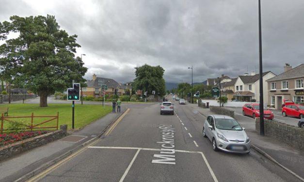 Woodlawn Road Traffic Lights
