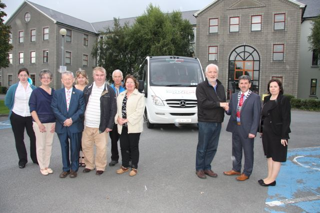 €10,000 a year boost for link bus
